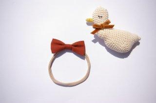 baby headband ☆brick