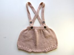 <img class='new_mark_img1' src='https://img.shop-pro.jp/img/new/icons24.gif' style='border:none;display:inline;margin:0px;padding:0px;width:auto;' />tocoto vintage/19AW/ Knitted Shorts/Pink