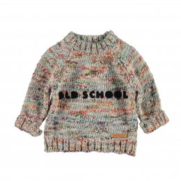 <img class='new_mark_img1' src='https://img.shop-pro.jp/img/new/icons24.gif' style='border:none;display:inline;margin:0px;padding:0px;width:auto;' />piupiuchick/KNITTED SWEATER / MIXED COLORS