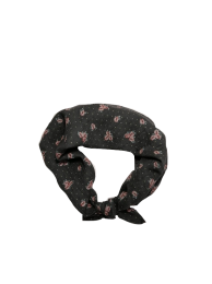<img class='new_mark_img1' src='https://img.shop-pro.jp/img/new/icons24.gif' style='border:none;display:inline;margin:0px;padding:0px;width:auto;' />Tocoto Vintage/Flower print bandana/Dark Brown