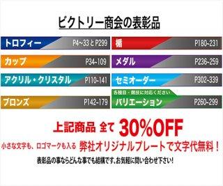 トロフィー|カップ|クリスタル|ブロンズ|楯|メダル(ビクトリー商会HPで販売)