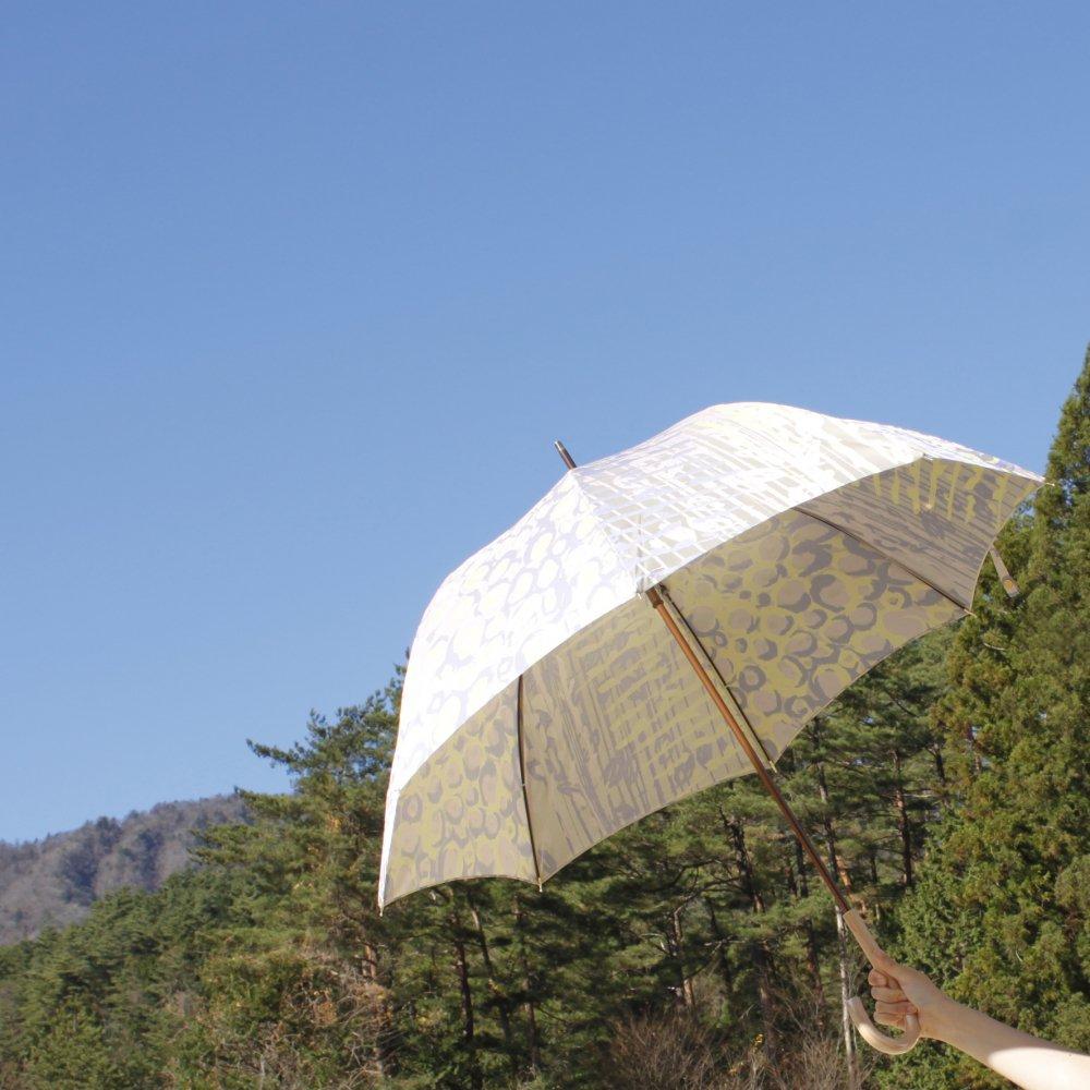 織地の傘 『バラの花束』 (ランベダー)