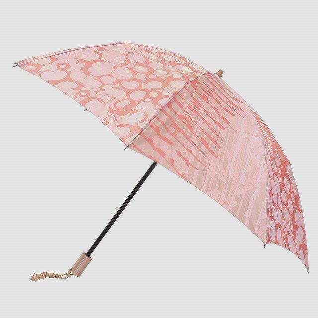 折りたたみ傘 【バラの花束】 (モモ)