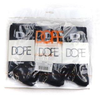 Superior Socks (3-Pack) Black