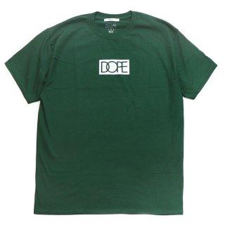 Dope×Champion S/S Tee Green