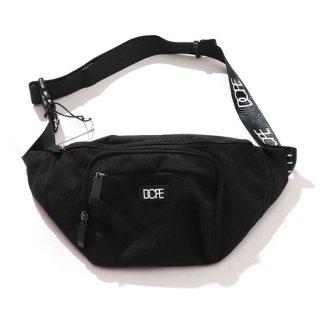 Box Logo Body Bag Black