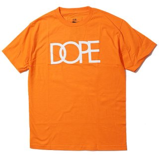 Classic Logo Tee Orange