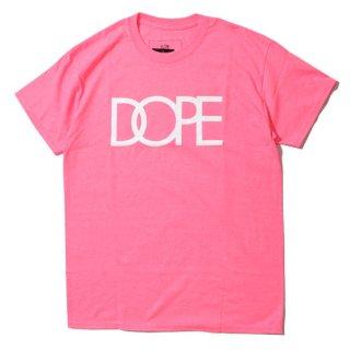 Classic Logo Tee Hot Pink