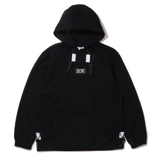 Core-Teck Pleated Pullover Black