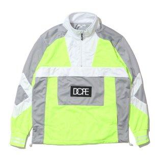 Sprinter Pullover Safety/White/Grey