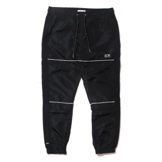 Soft-Teck Perforated Joggers Black
