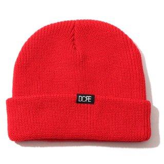 Core Cuff Beanie Red