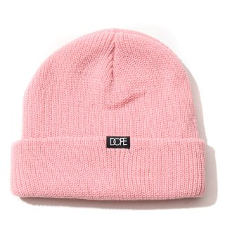 Core Cuff Beanie Pink