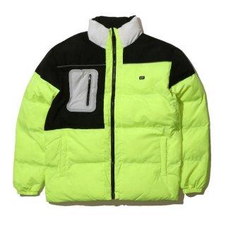 Brick Bubble Jacket S.Green