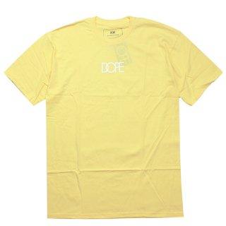 Classic Small Logo Tee Yellow