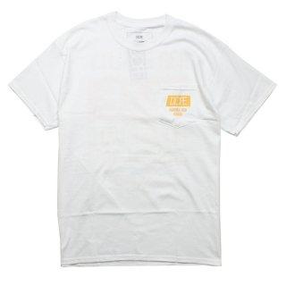 Quality Dope Pocket Tee White