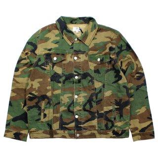 Dope Never Dies Jacket Camo