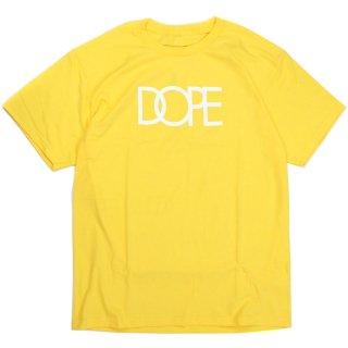 Classic Logo Tee Yellow