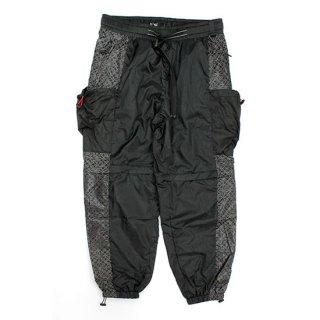 Explorer Convertible Pant Black