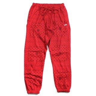 Blood, Sweat & Tears Fleece Pant Red