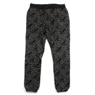 DOPE Boyz 12oz Fleece Pant Black