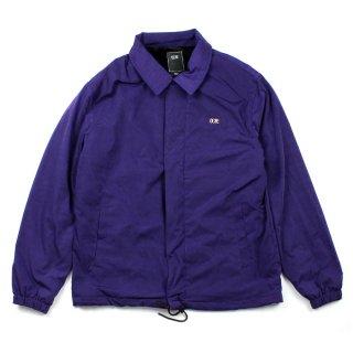 Dope Boyz Coach Jacket Purple