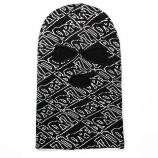 DOPE Boyz Ski Mask Black