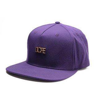 DOPE Boyz Snapback Purple