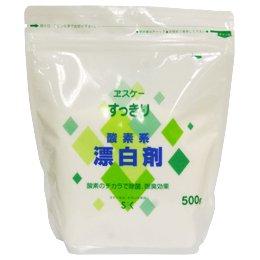 エスケーすっきり漂白剤500g