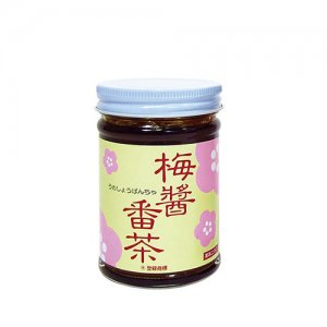 梅醤番茶180g