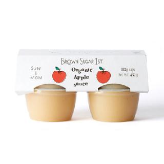 有機アップルソース 4カップ