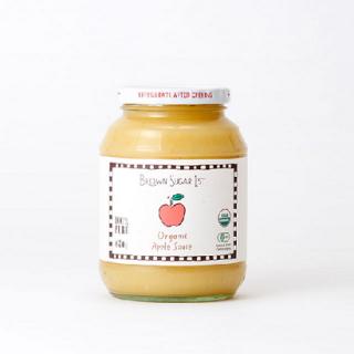 有機アップルソース (瓶タイプ)