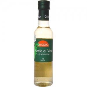 オーガニック白ワインビネガー 250ml