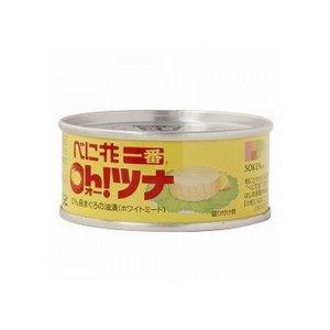 べに花一番のオーツナ缶