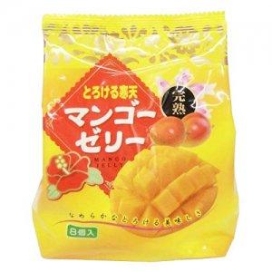 【季節商品】とろける寒天マンゴーゼリー