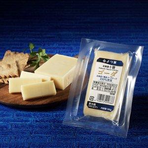 【冷蔵】よつ葉 北海道十勝100ゴーダ