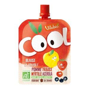 Vitabioクールフルーツ アップル・ストロベリー・ブルーベリー 90g