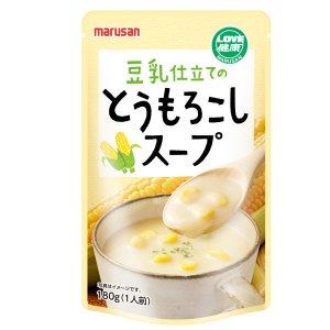 マルサン とうもろこしスープ