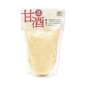 やさか 有機栽培玄米甘酒 つぶつぶ