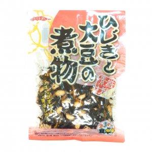 【冷蔵】5種の天然煮だしの旨みひじきと大豆の煮物