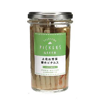 土佐山野菜 緑のピクルス [ TOSAYAMA YUMESANCHI ]