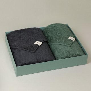 Premium Cotton ギフトセット(バスタオル・コンパクトバスタオル)