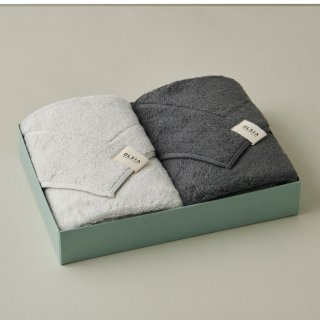 Premium Cotton ギフトセット(コンパクトバスタオル2枚)