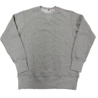 FRUIT OF THE LOOM  / MADE IN U.S.A CREW SWEAT (GRAY)
