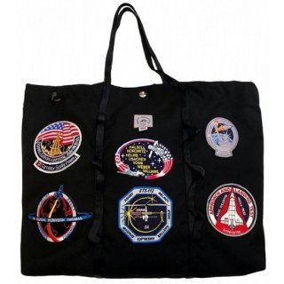 EPPERSON MOUNTAINEERING / LARGE CLIMB TOTE with NASA PATCH (BLACK)