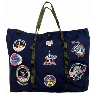 EPPERSON MOUNTAINEERING / LARGE CLIMB TOTE with NASA PATCH (NAVY)