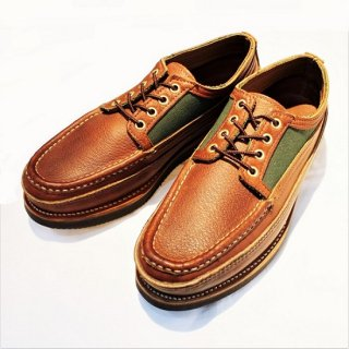RUSSELL MOCCASIN /