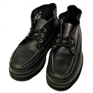 RUSSELL MOCCASIN /  SPORTING CLAY'S CHUKKA CHROMEXCEL BLACK