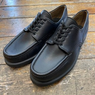 RUSSELL MOCCASIN / COUNTRY OXFORD FULL LINING BLACK CHROMEXCEL