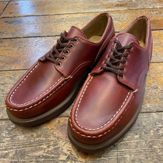 RUSSELL MOCCASIN / COUNTRY OXFORD FULL LINING TAN CHROMEXCEL